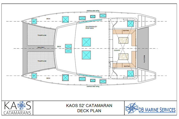 Kaos52 deck plan - BSA