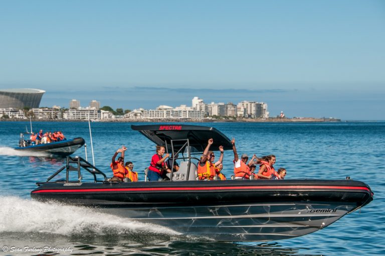 Waterfront Charters-Spectre Rib