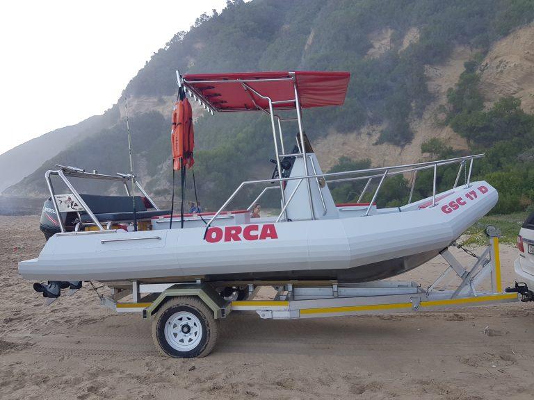 Predator Boat 4