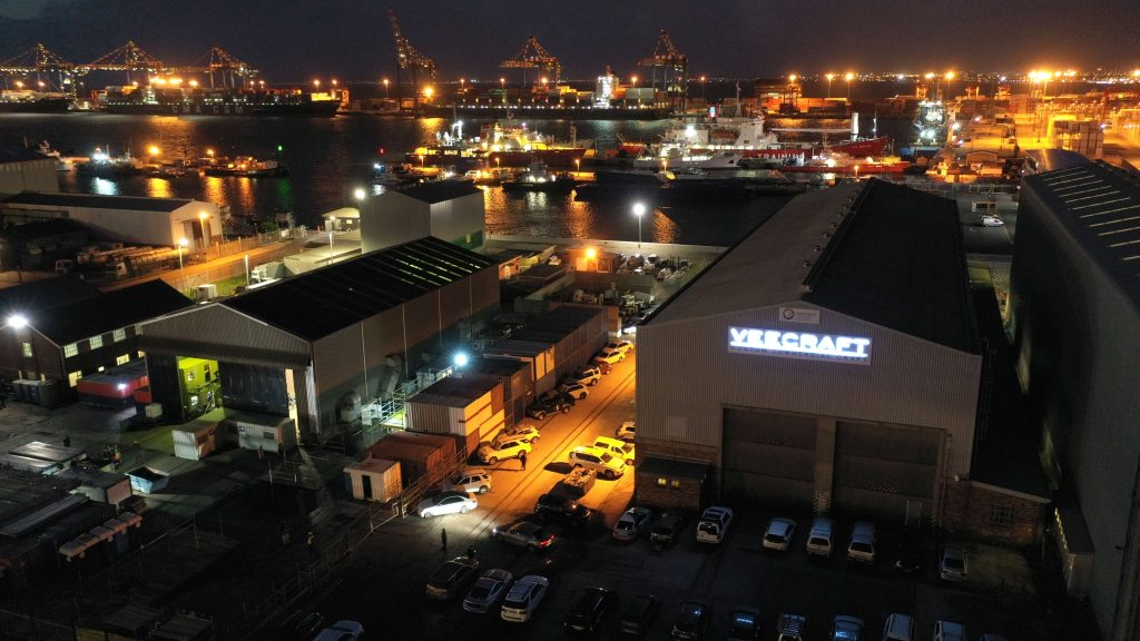 VeeCraft-Factory-Night